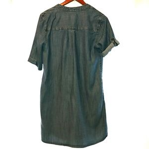 Philosophy Dresses - Philosophy Denim Chambray Dress Size Medium